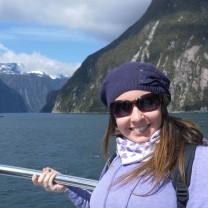 Milford Sound boat