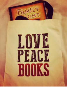 love peace books