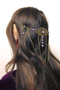 Middle Earth Ball Headdress