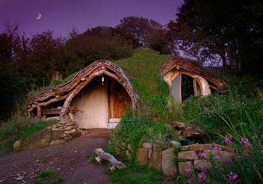 Hobbit House Simon Dale