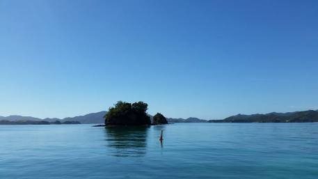 Bay of Islands from Paihia